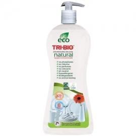 Натурален еко балсам за миене на съдове, суперконцентрат, 840мл Tri-Bio