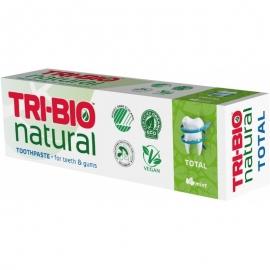 Натурална еко паста за зъби Тотал, 75 мл Tri-bio