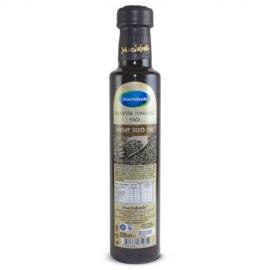 Масло от конопено семе, студено пресовано 250мл Mecitefendi