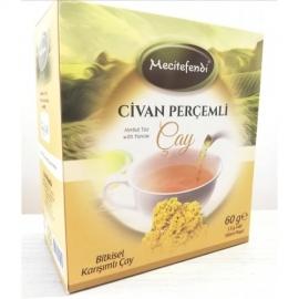 Билков чай с бял равнец 40 пак, Mecitefendi