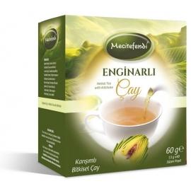 Билков чай с листа от артишок 40 пак, Mecitefendi