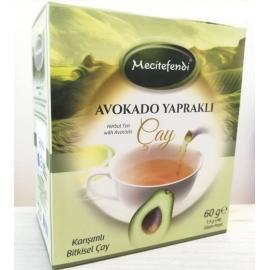 Билков чай с листа от авокадо 40 пак, Mecitefendiо