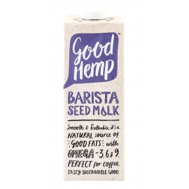 Конопена напитка Barista - 1 л