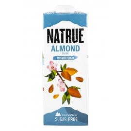 Натурална бадемова напитка неподсладена-1л-NATRU
