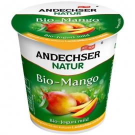 Био кисело мляко - манго 3.7 процента150 гр. Андексер