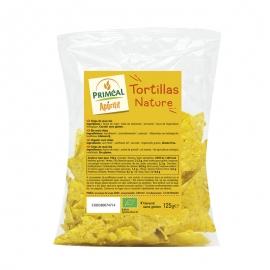 Царевичен снакс Тортила натурален 125 гр. Primeal