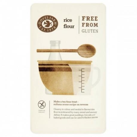 Оризово брашно, Без глутен, 1 кг, Doves Farm