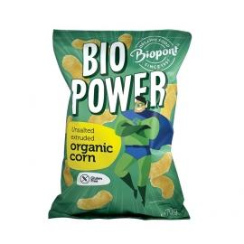 БИО Царевичен снакс за деца Без сол и глутен Bio Power Biopont 70 гр.