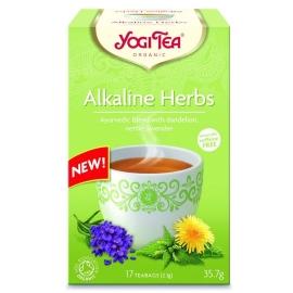 Био чай Алкални билки, 17 пак Yogi Tea