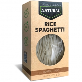 Спагети от ориз 200г Pure Nutrition