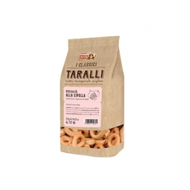 Тарали с лук, PUGLIA SAPORI, 250 гр.