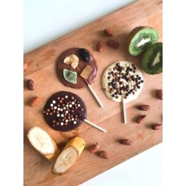 Шоколадова близалка, млечен шоколад 32гр Bernard