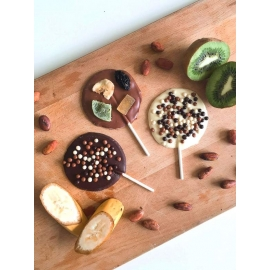 Шоколадова близалка, натурален шоколад 32гр Bernard