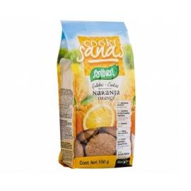 Пълнозърнести Бисквити с Портокал, без добавена захар 150 гр Био Свят