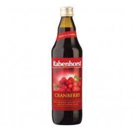 Натурален сок от Червена боровинка 750 мл, Rabenhorst