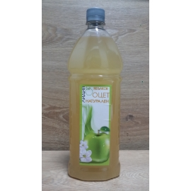 Натурален ябълков оцет Лидия - PVC 1л